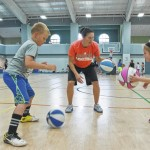Summit University hosts Big Blue summer sports camps