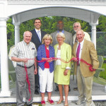 Clarks Summit Borough Council holds ribbon-cutting for The Finish Shop Pocket Park
