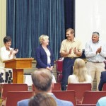Waverly Community House honors volunteers, introduces new trustees at annual meeting