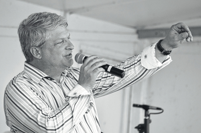 Ken McGraw's Brass and Ivory Orchestra next up in Lakeside Wednesday Concert Series