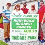 Family prepares for 23rd Annual Hook O'Malley 5K Run/Walk