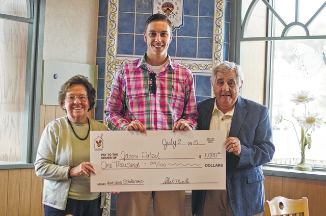 South Abington Twp. McDonald's Restaurant owners award scholarships to area students