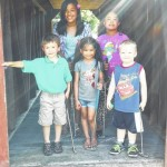Children's Friendship Day at Country Alliance Church in Newton Twp. attracts many