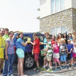 Countryside Community Church youths hold car wash for missions