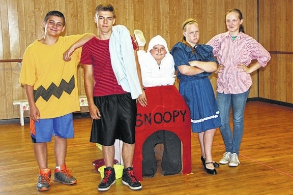 Wyoming County Players' Junior Players and Little Hams to present 'You're a Good Man, Charlie Brown'