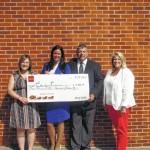Wells Fargo donates to Leadership Lackawanna