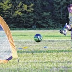 Young athletes develop skills at Trail Youth Soccer Camp