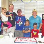 Local 2015 Special Olympics World Games silver medalists welcomed home
