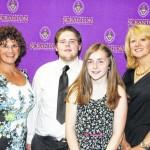 Abington Heights High School students attend University of Success program at University of Scranton