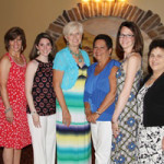 UNICO National Scranton Chapter president, officers installed