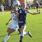 Abington Heights girls soccer coach Roger Jacobs stresses scoring goals heading into the season