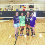 First-year Abington Heights head volleyball coach stresses passing, defense
