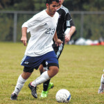 Team effort leads Abington Heights past Delaware Valley in boys soccer match
