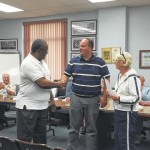 Clarks Summit swears in EMA Director, discusses new parking meters