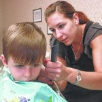 Facility offers free back to school haircuts