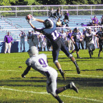 Abington Heights comes from behind to defeat Wallenpaupack on the gridiron