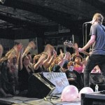 Summit University to host Christian rock bands Audio Adrenaline, Ashes Remain Oct. 16