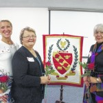Beta Rho Chapter initiates new members from Lackawanna Trail School District