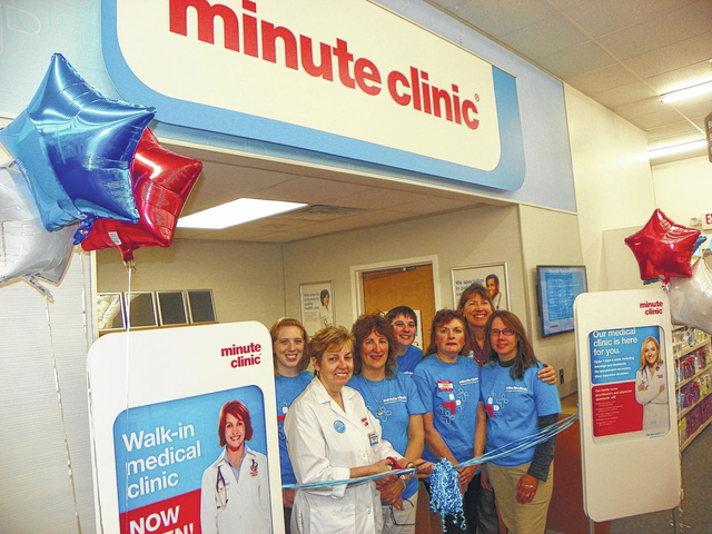 Cvs Pharmacy In Clarks Summit Opens Minute Clinic - Abington