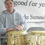 Everything Natural Drummers return to Open Mic Night at the Dietrich Theater Oct. 23