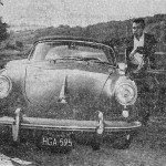 This week in local history: A Porsche, a plant and a Presbyterian church