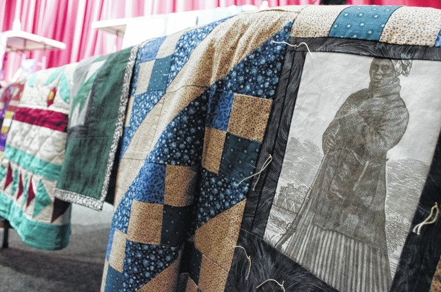 Weather dampens Tunkhannock Quilt and Artisan Walk, visitors still find plenty to do indoors