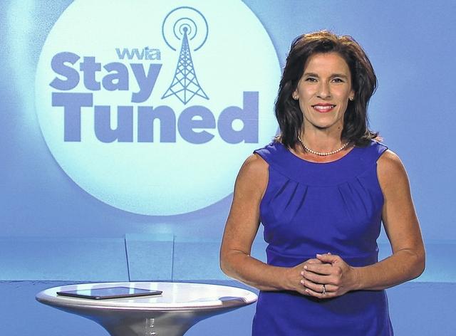 Waverly journalist Adriane Heine picks up 'megaphone for change' as host of WVIA-TV's new program 'Stay Tuned'