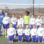 Abington Soccer Club U-11 girls Precision team wins Lehigh Valley Soccer League U-11 girls Division 2 championship