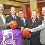 University of Scranton to host basketball tournaments