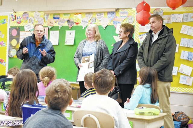 Trail Rotary Club donates three Smart Boards to Lackawanna Trail School District
