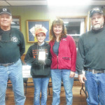 Youths complete Fall Hunter Education Class at the Factoryville Sportsmen's Club
