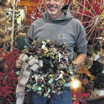 Tunkhannock Business and Professional Association's Wreaths Around Tunkhannock event underway