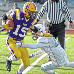 Scranton Prep eliminates Dallas from Class 3A football playoffs