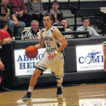 Abington Heights rolls past Holy Redeemer in boys hoops action