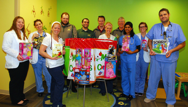 essays on community service for toys for tots of new