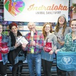 Everything Natural holds Laughter for Tractors fundraiser for Indraloka Animal Sanctuary