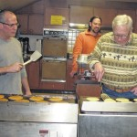 Church of the Epiphany men plan annual Shrove Tuesday Pancake Supper