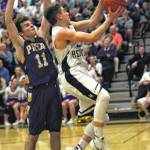 Scranton Prep tops Abington Heights to take Division 1 boys basketball lead