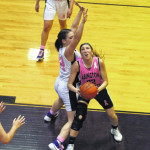 Abington Heights defeats Scranton Prep in Hoops for Hope girls basketball game