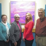 Wyoming County Community Health Foundation funds chair yoga at the Dietrich Theater