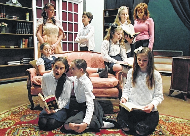 Actors Circle to present 'The Children's Hour' by Lillian Helman