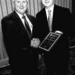 Attorney Timothy Holland honored with Exemplary Service Award