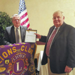 Abington Lions Club members recognized for dedication at meeting