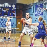 My Team: Our Lady of Peace girls varsity, junior varsity basketball teams end seasons with winning records