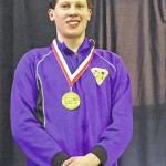 Scranton Prep swimmer Nico Lastauskas of Clarks Summit breaking records as a senior