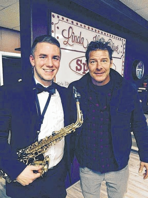 Abington Heights High School saxophone player Taylor Messina to appear on Food Network show 'American Diner Revival'