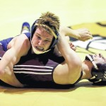 Meyers wrestler, Colin Pasone, hopes to find success at PIAA Class 2A state tournament