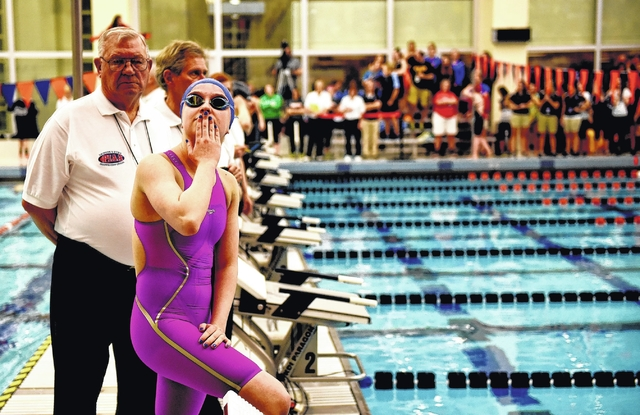 Abington journal wvc swimmers find pool of surprises at - Bucknell university swimming pool ...
