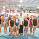Abington area gymnasts excel under tutelage of Olympians