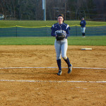 Abington Heights routs Honesdale in Lackawanna League softball opener
